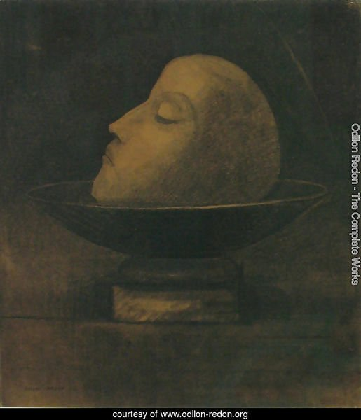 Head of a Martyr 1877