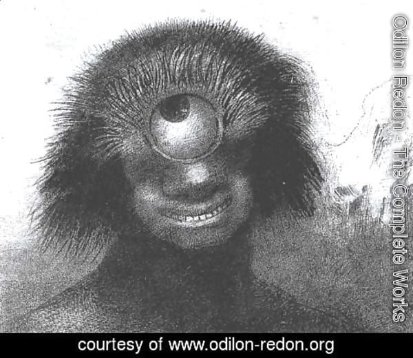 Odilon Redon - The origins