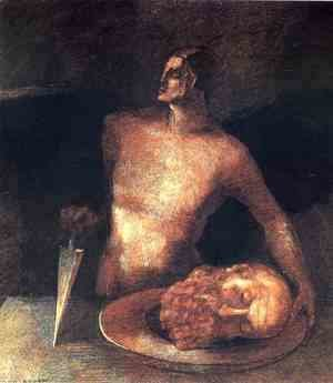 Odilon Redon - Angel Executions