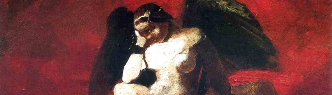 Odilon Redon - Angel In Chains