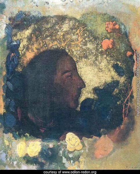 Black Profile Aka Gauguin
