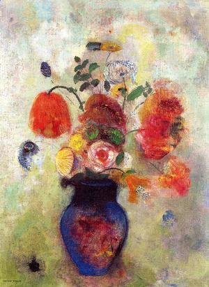 Odilon Redon - Bouquet Of Flowers2