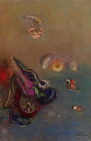 Odilon Redon - Mysteries Of The Sea