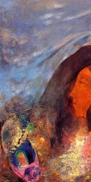 Odilon Redon - Poets Dream