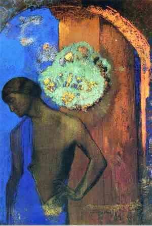 Saint John Aka The Blue Tunic