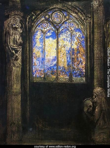Stained Glass Window 1904