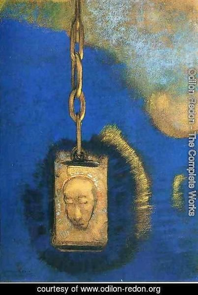 Odilon Redon - The Beacon