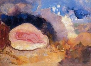 Odilon Redon - The Birth Of Venus4