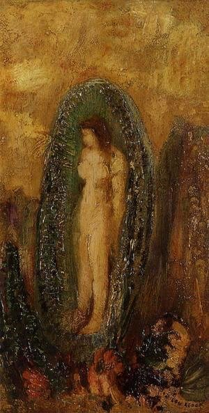 Odilon Redon - The Birth Of Venus 2