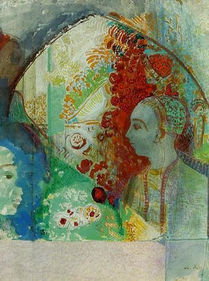 Odilon Redon - The Dream