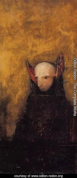Odilon Redon - The Monster