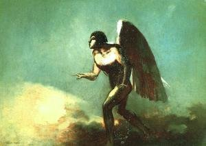 The Winged Man Aka The Fallen Angel
