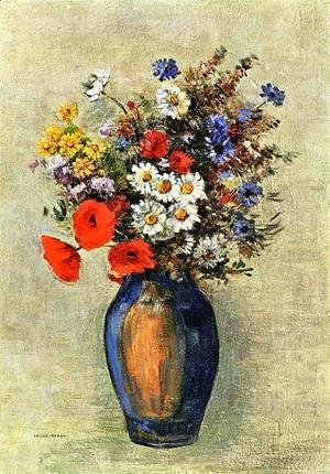 Odilon Redon - Vase Of Flowers5