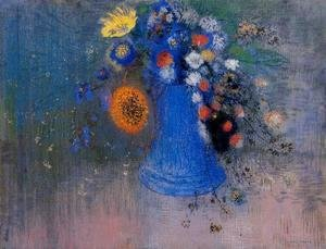Odilon Redon - Vase Of Flowers8