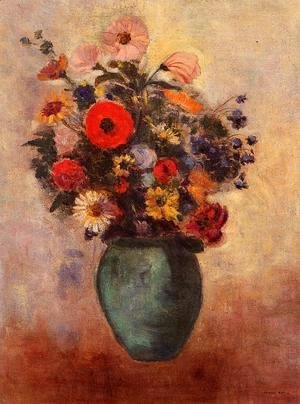Odilon Redon - Vase Of Flowers9