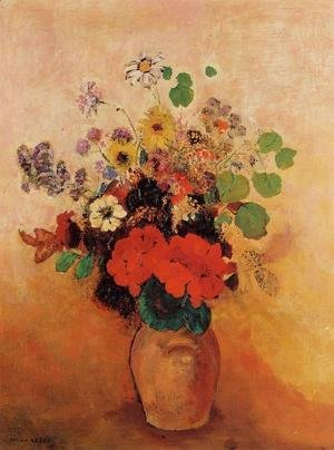 Odilon Redon - Vase Of Flowers11