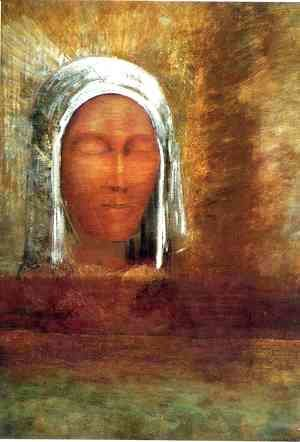 Odilon Redon - Virgin Of The Dawn